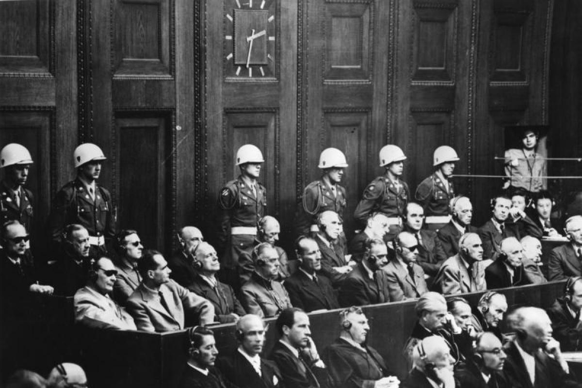 th century videos tv 1946 the nuremberg trials